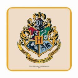 Harry Potter Coaster Hogwarts Crest