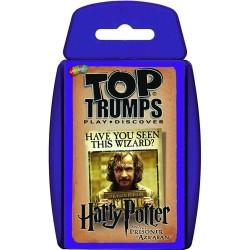 Harry Potter Top Trumps Prisoner of Azkaban