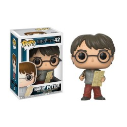 Pop! Vinyl Figurine-Harry Potter & Marauders Map