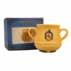 Harry Potter Large Cauldron Mug Hufflepuff