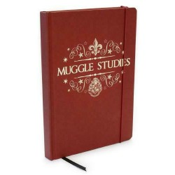 Harry Potter A5 Premium Notebook Muggle Studies