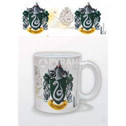 Harry Potter Crest Mug Slytherin