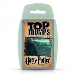 Harry Potter Top Trumps Deathly Hallows Part 2