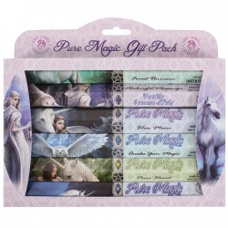 Anne Stokes Incense Gift Pack of 6-Pure Magic