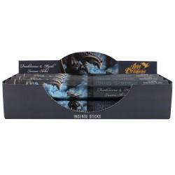 Anne Stokes Incense Sticks Rock Dragon/Frankincense and Myrrh