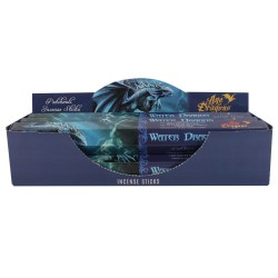 Anne Stokes Incense Sticks Water Dragon/Patchouli