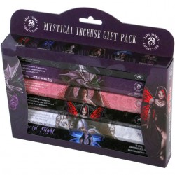 Anne Stokes Incense Gift Pack of 6-Mystical