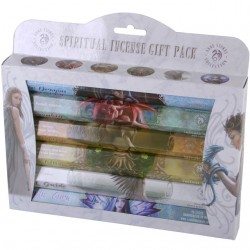 Anne Stokes Incense Gift Pack of 6-Spiritual