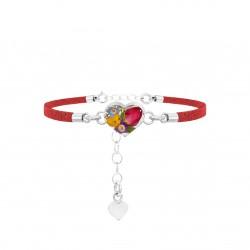 Country Garden Heart Bracelet TBR09