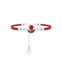 Rose Round Bracelet TBR12
