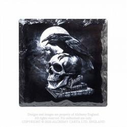 Alchemy Coaster Poe's Raven