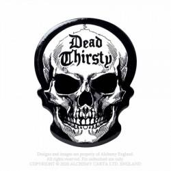 Alchemy Coaster Dead Thirsty Skull