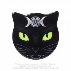 Alchemy Coaster Triple Moon Cat