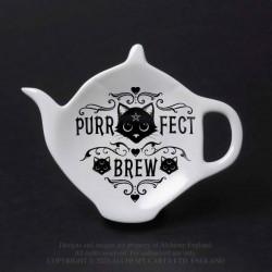 Alchemy Spoon Rest Purrfect Brew