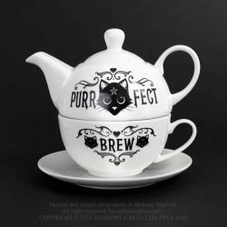 Alchemy Tea For One Set Purrfect Brew