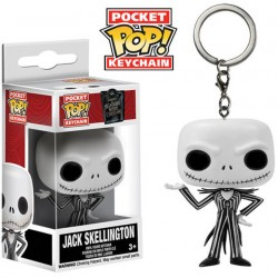 Pop! Vinyl Keyring The Nightmare Before Christmas Jack