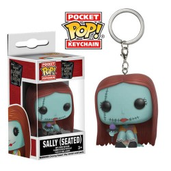 Pop! Vinyl Keyring The Nightmare Before Christmas Sally