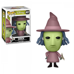 Pop! Vinyl Figurine The Nightmare Before Christmas Shock