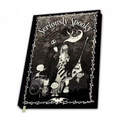 The Nightmare Before Christmas A5 Notebook
