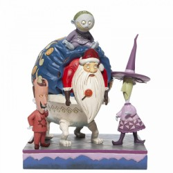 Disney Traditions Nightmare Before Christmas Bagged and Delivered