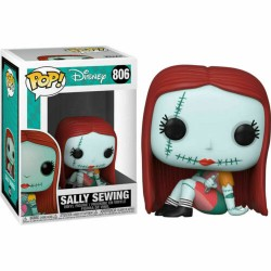 Pop! Vinyl Figurine The Nightmare Before Christmas Sally Sewing