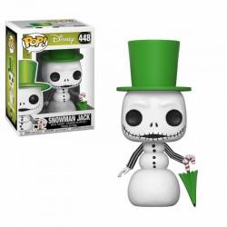 Pop! Vinyl Figurine-The Nightmare Before Christmas Snowman Jack