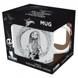 The Nightmare Before Christmas Mug Sally