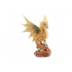 Anne Stokes Age Of Dragons Adult Desert Dragon Figurine