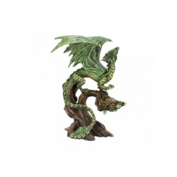 Anne Stokes Age Of Dragons Adult Forest Dragon Figurine