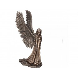 Anne Stokes Bronze Spirit Guide Figurine
