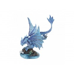 Anne Stokes Age Of Dragons Adult Water Dragon Figurine