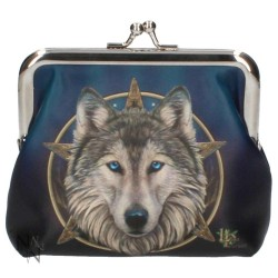 Lisa Parker Coin Purse Wild One