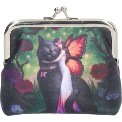 Coin Purse Cat & Fairy