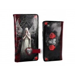 Anne Stokes Embossed Purse Only Love Remains
