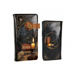 Lisa Parker Embossed Purse The Witching Hour
