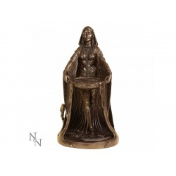 Nemesis Now Bronze Celtic Goddess Danu