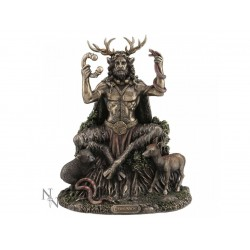 Nemesis Now Bronze Cernunnos & Animals