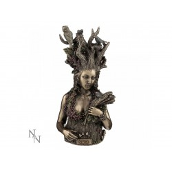 Nemesis Now Bronze Gaia Bust