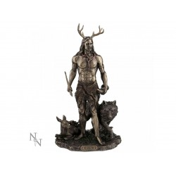 Nemesis Now Bronze Herne & Animals