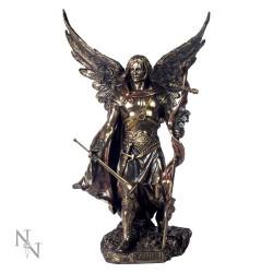 Nemesis Now Bronze Archangel Gabriel With Staff