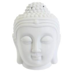 Oil Burner Buddha Head Large
