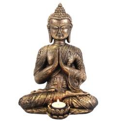 Buddha Tealight Holder Large