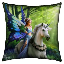 Anne Stokes Cushion Realm Of Enchantment