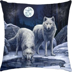Lisa Parker Cushion Warriors of Winter
