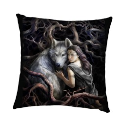 Anne Stokes Cushion Soul Bond