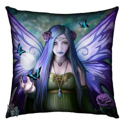 Anne Stokes Cushion Mystic Aura