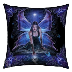 Anne Stokes Cushion Immortal Flight