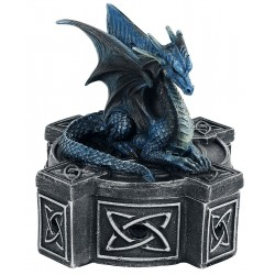 Anne Stokes Box Draco Custos