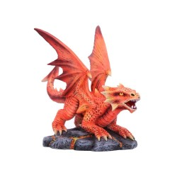 Anne Stokes Age Of Dragons Baby Fire Dragon