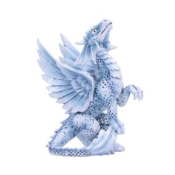 Anne Stokes Age Of Dragons Baby Silver Dragon